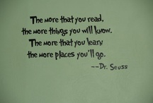 Dr. Seuss / by Susan Bauer