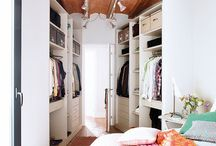 Walk in closet / by Virlova Style Interiorismo