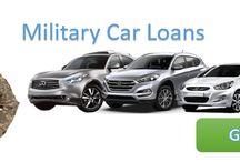 Military Car Loans