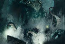 Cthulhu / Cthulhu HP Lovecraft