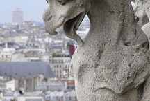 Gargoyles / Because / by Sharon Ashwood