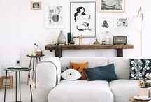 HOME | gallery walls