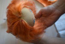 крепким волосы