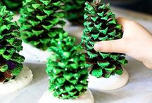 Winter Crafts & Activities / Crafts and activities for kids which celebrate all things winter.