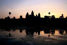 Angkor Wat / Templos de Angkor