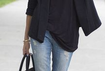 Street.  Smart.  Casual. / I so looove seeing beautiful, stylish, casual outfits around. Easy, graceful style is so refreshing.