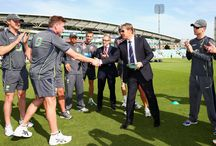 Fifth Test: The Oval / Fifth Test: The Oval