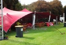 Party tent - Open Setup