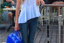 Cape girl / fashion blog personal stylist