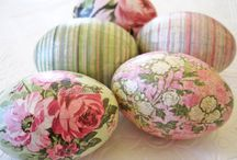 decoupage easter