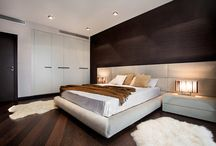 Bedrooms / by Alice Erfe