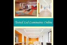 Tested Led Luminaires Online