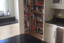 pantry hutches