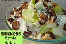 FALL FOODS AND IDEAS