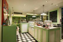 Cake, Retail Chain / The Family Kitchen