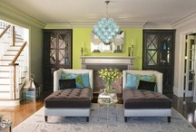 love this decor / by Heather Koury