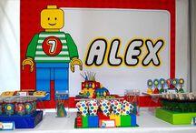 Lego cakes