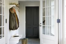 Mudroom/laundry ideas / by Sophie Hansen