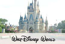 Disney world bucket list