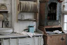 Cucine vintage