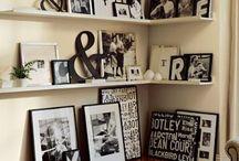 Photo Display Ideas / by Lisa McLarty