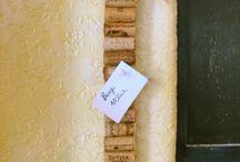 Cork crafts / by Laura Miller