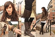Fall/Winter outfits / by Cristina Rosales