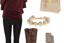 Fall fashion / by Jessica Cashion Palmer