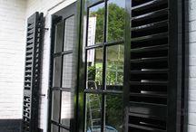 okna - žaluzie