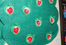 Kindergarten Johnny Appleseed...