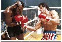 Rocky I,II,III,IV,V,Rocky Balboa, Creed, Creed II /