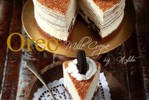 ケーキ レシピ
