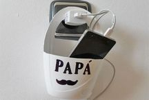 Día del Padre / Ideas para decorar, celebrar y regalar a papá en el Día del Padre