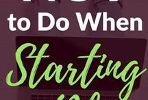 blog / internet tips