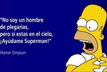 Los Simpson / by Por Las Rutas del Mundo