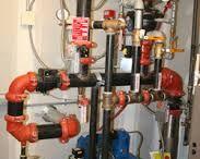 Technologie sprinkler Fire systems