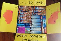Care packages for my love