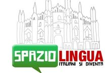 Spaziolingua: Italian School for foreigners / Lingua, cultura Italiana e vita a Milano