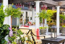 garden & outdoor spaces / by Nykhe Faries