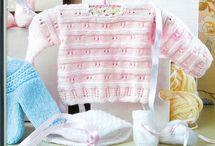 tejidos para bebes