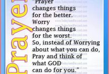 Prayer Changes Things Always / For I know the thoughts that I think towards you, says the Lord, thoughts of peace and not of evil. To give you a future and a hope. Then you will call upon Me and go to pray to Me, and I will listen to you. And you will seek Me and find Me. When you search for Me with all your heart.  Jeremiah 29:11-13 / by Dave Beaudry