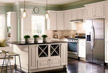 Homecrest Cabinetry Kitchen - Bath Designs / Homecrest Cabinetry for your kitchen or bath is the perfect solution for our budget minded clients in Denver #JMKB #Homecrest