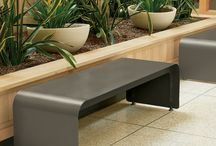 Powder Coated Metal / These benches combine versatile styling with superior performance at a great value and will stay looking new for years.