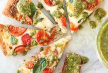 C Tartes Quiches Pizzas