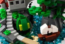 Lego Miniscale