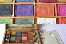 malkasten, watercolorbox