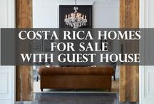 Costa Rica homes with guest house for sale