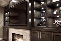 Basement / Basement renovation ideas and decor inspiration
