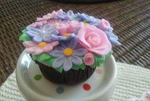 Cupcakes Dia das Mães /