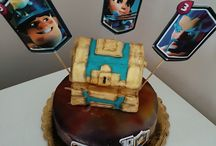 D b' day cake